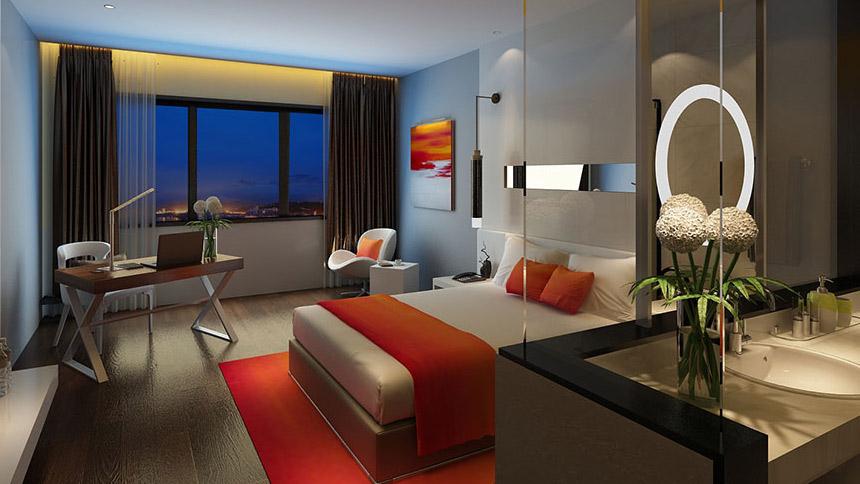 酒店加盟科技为先 都市118·精选便利人们出行