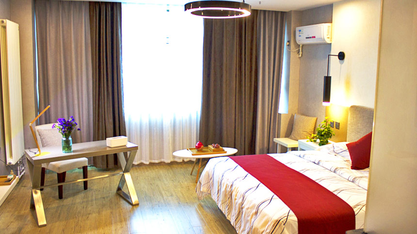 酒店焕新季 都市118·精选酒店加盟超高性价比
