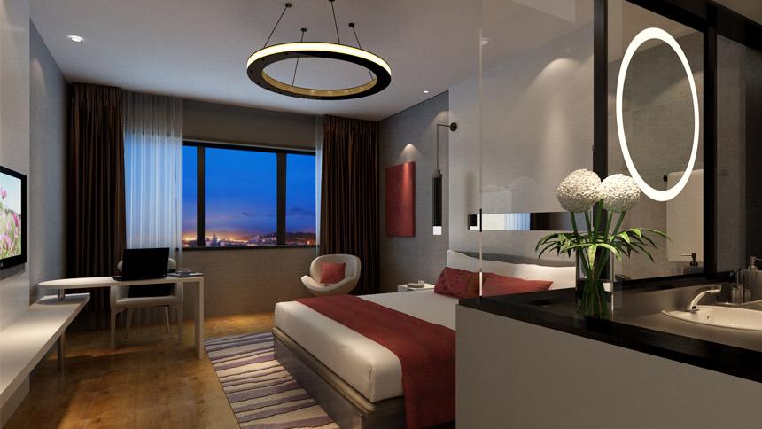 酒店加盟体验传奇 都市118·精选引领新风尚
