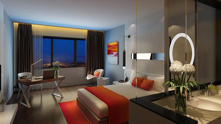 用互联网思维重塑酒店系统 都市118·精选酒店加盟盈在起点