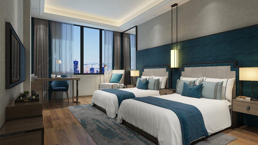 专业专项的酒店设计团队  都市118让酒店加盟业主不走弯路