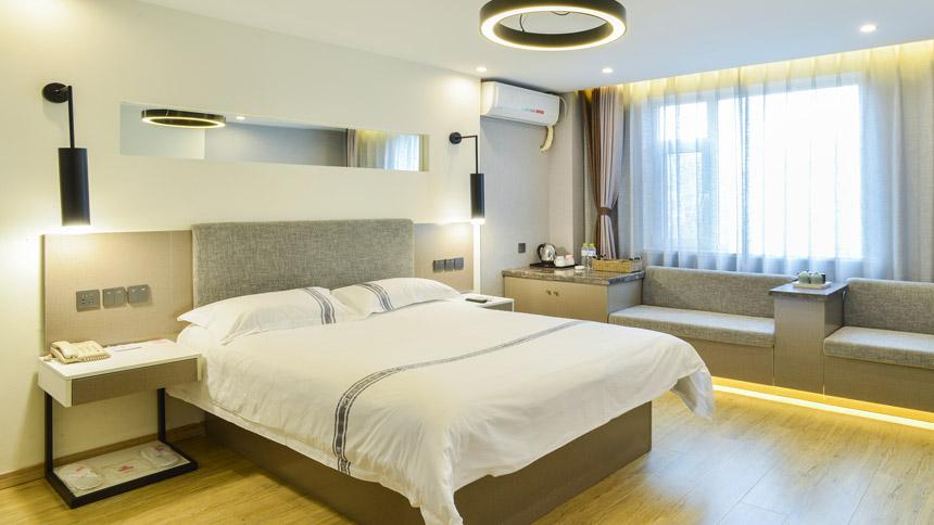 刷新住宿体验?都市118·精选酒店加盟够智能够开放