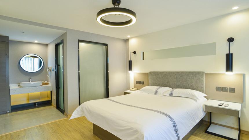 消费迭代升级 都市118·精选酒店加盟打造商旅品质住宿空间