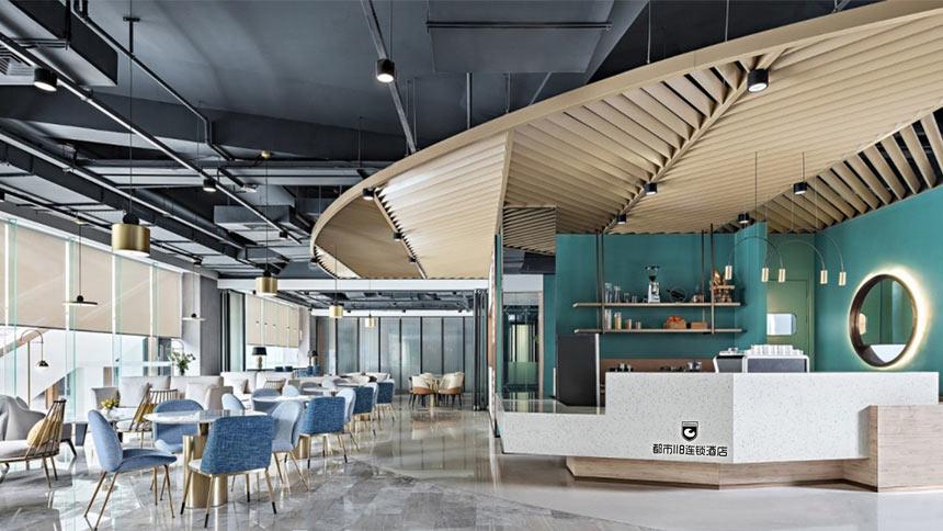 网红酒店加盟迎风口 都市118北欧风成网红酒店打卡圣地