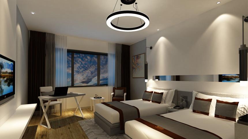 跨界创新思维 都市118·精选酒店加盟打造创收新业态