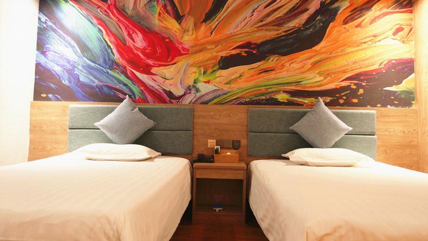 开业两个月入住率超89% 都市118•精选酒店西安再添新店