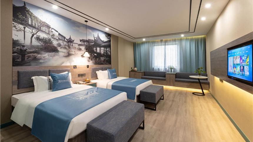 出租率达112.79% 都市酒店集团苏南城区业绩飘红