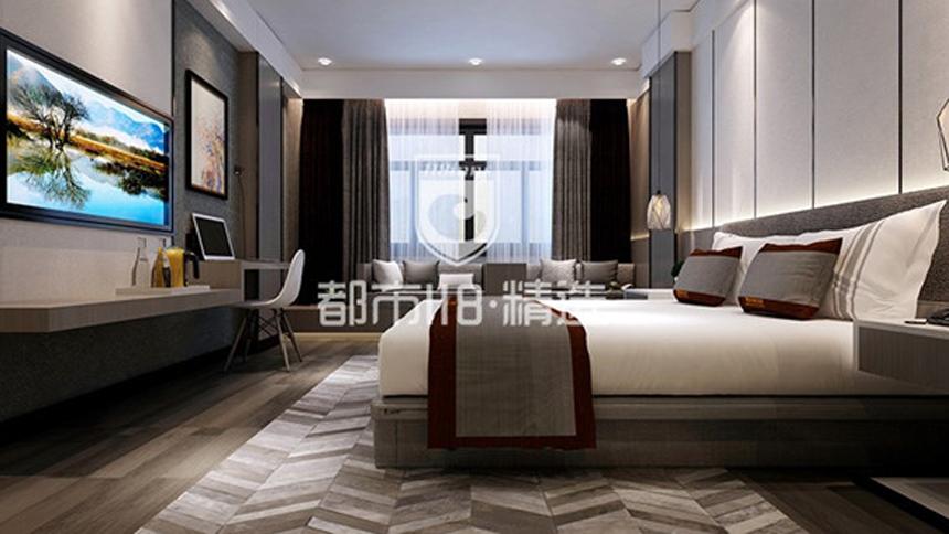 都市118•精选酒店西安再添新店 丝绸之路一线门店破300家