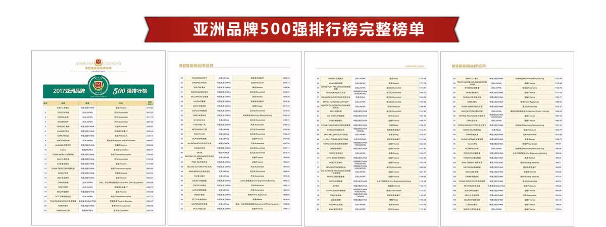 亚洲品牌500强 酒店加盟